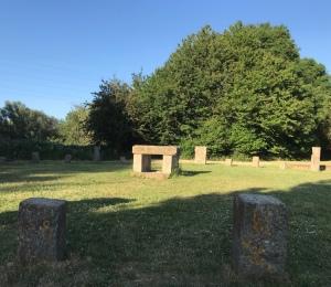 Leodis pagan site