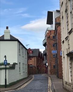 Leeds, West Yorkshire street