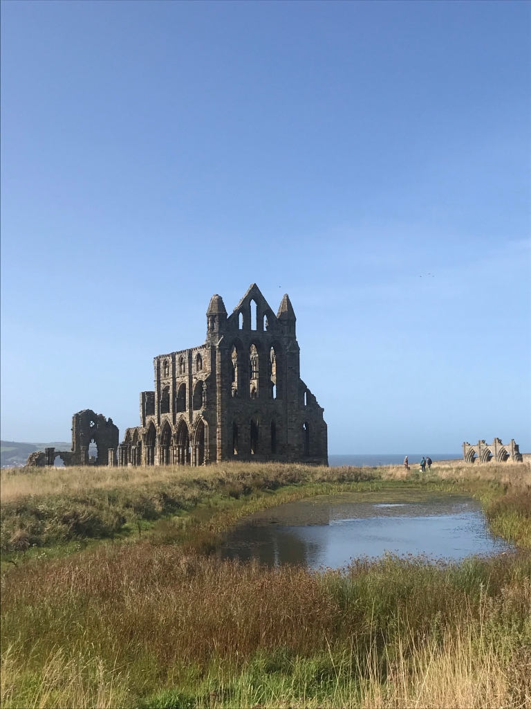 Whitby abbey, Whitby