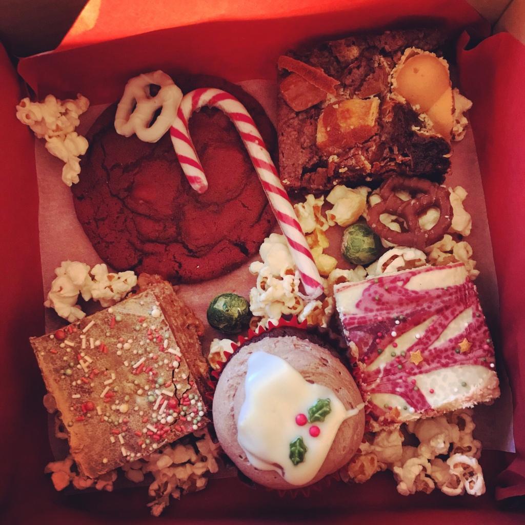 Baking brownies cupcakes treats