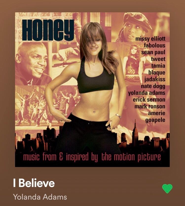 Honey film, I believe
